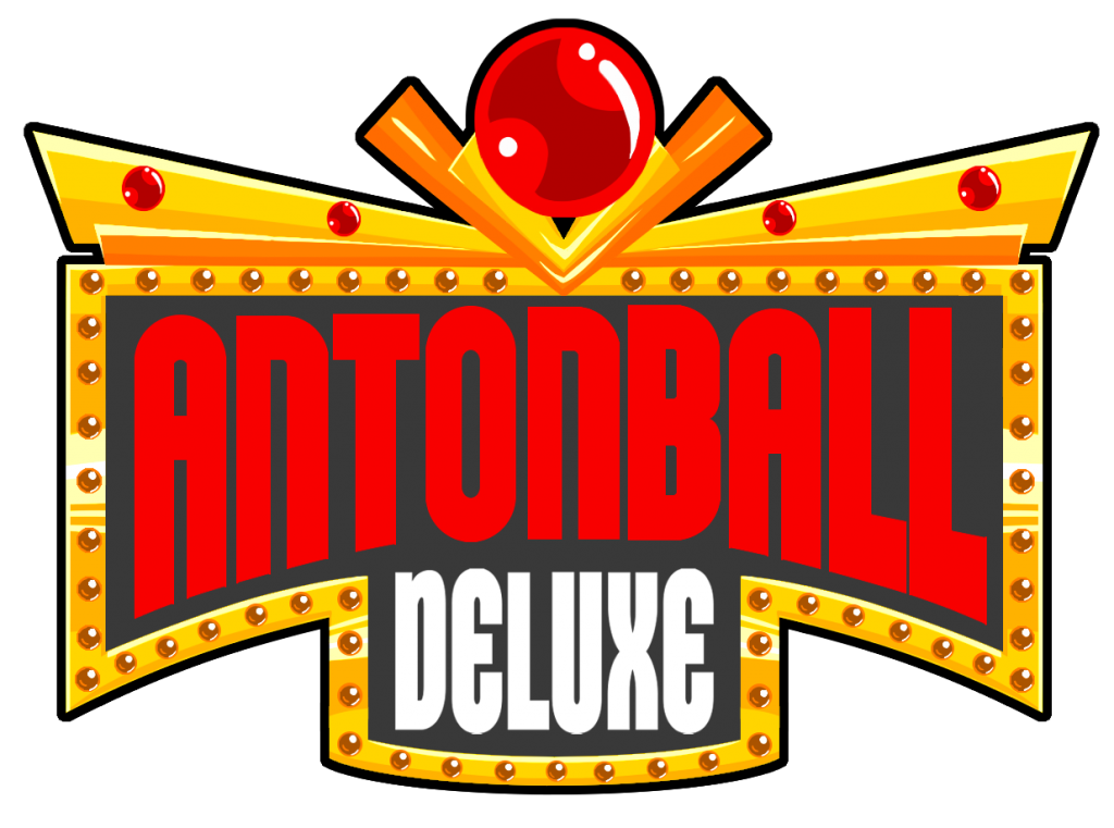 Antonball Game Logo