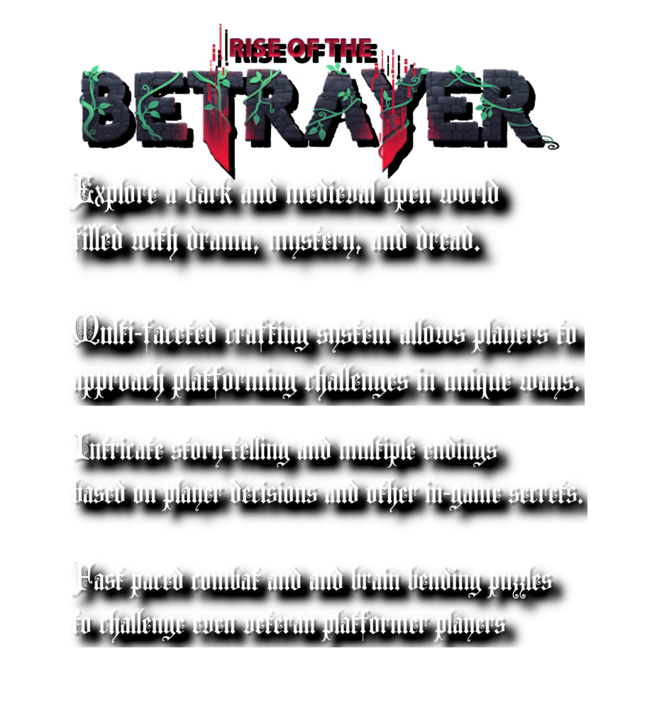Rise of the Betrayer Game Details